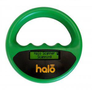 chiphandel.de Chiplesegerät Halo grün